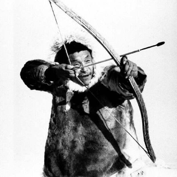 Чукча и лук неразделимы - Чукотский Давид против имперского Голиафа | Warspot.ru
