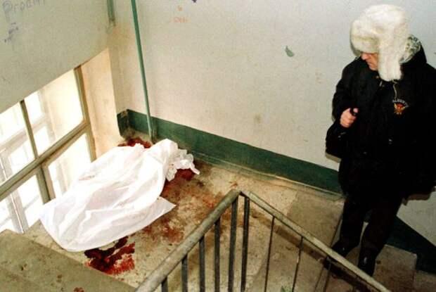 Самые громкие убийства и покушения 90-х годов (10 фото)