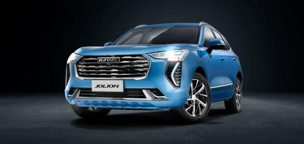 На Автосалоне в Шанхае 2021 представлен HAVAL JOLION