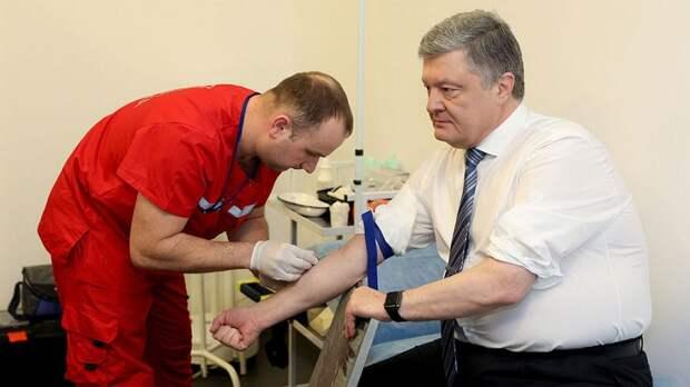 Анализы Порошенко не изменят народный диагноз
