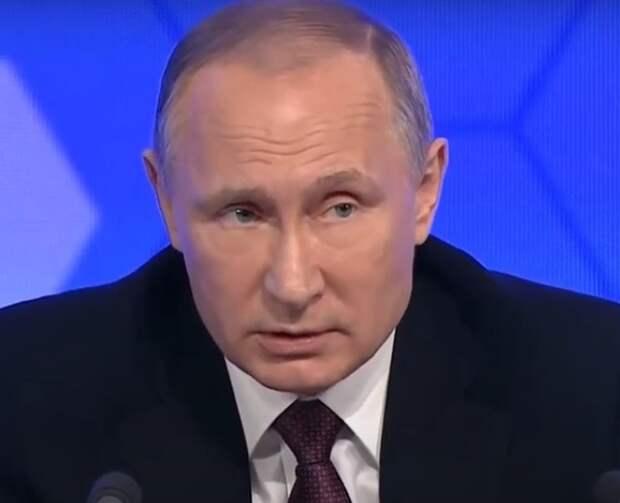 Владимир Путин переходит на самоизоляцию
