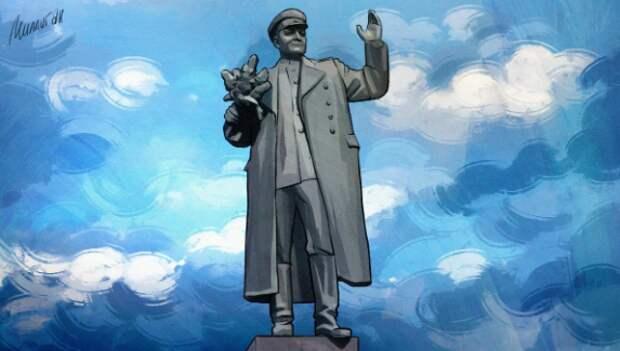 В МИД оценили идею выкупить у Чехии снесенный памятник маршалу Коневу