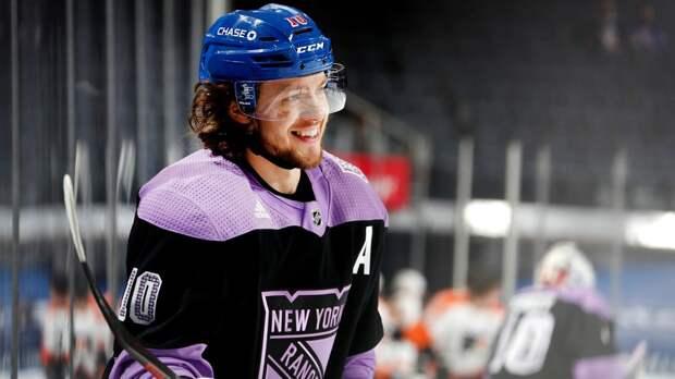 Панарин вышел на чистое 4-е место по набранным очкам за 6 сезонов в НХЛ среди россиян
