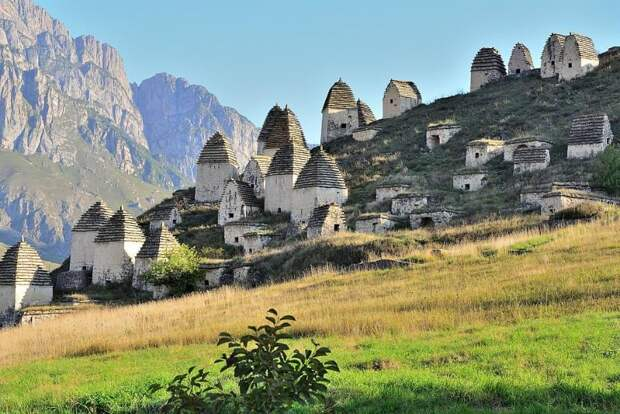 «Город мертвых» в Северной Осетии стал площадкой для съемок драмы «Прямой эфир»