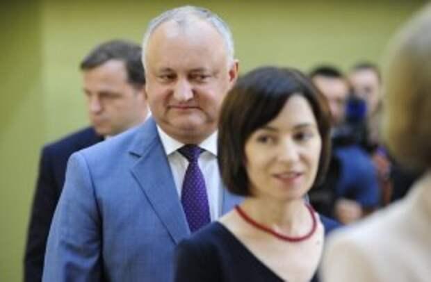 Новый президент Молдавии воплотила сценарий Сороса