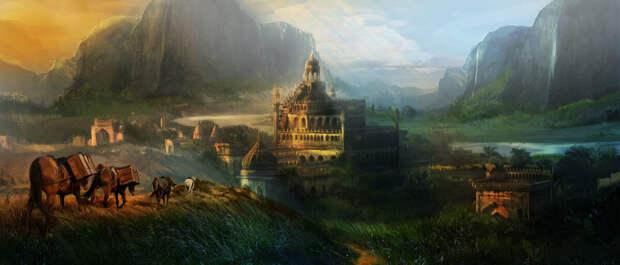 Легендарный Каракорум-на-Орхоне. Или на Волге?