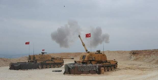 Сирийско-туреций гамбит для России?!
