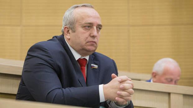 Клинцевич спрогнозировал действия ФБК после провала незаконных акций
