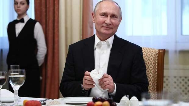 Десятилетний австриец написал письмо Путину (ФОТО)