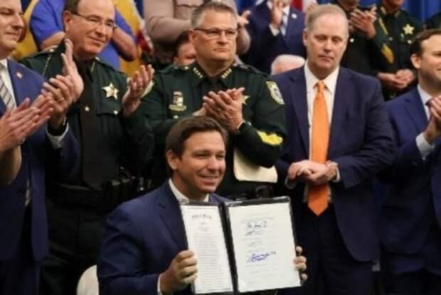 Закон разрешающий убивать: губернатор Флориды разрешил убивать и изувечивать?