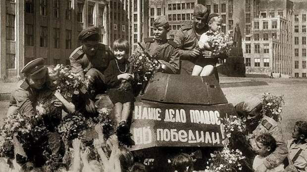 Как жилось в СССР после победы в войне?