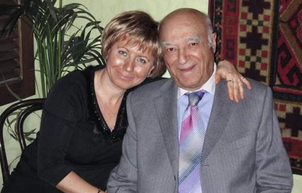 Как сейчас живёт вдова Владимира Этуша