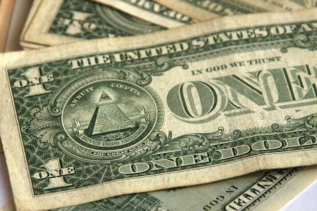 Россия сократила долю экспорта в долларах ниже 50%