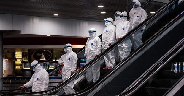 Сводка борьбы с коронавирусом в России на 6 апреля