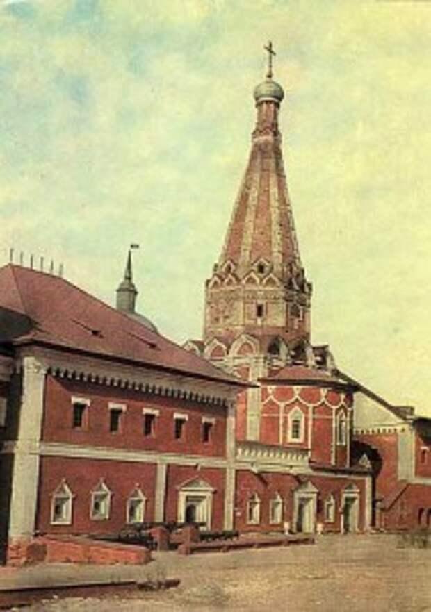 Больничные палаты после реставрации