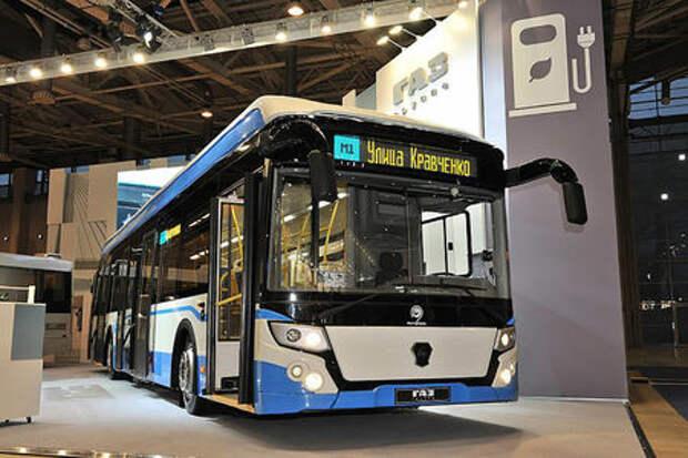 Москва откажется от автобусов на моторном топливе