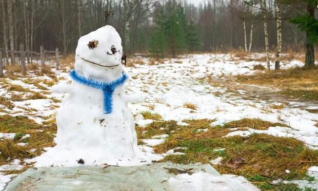 Январь 2020 года в Удмуртии может стать самым тёплым за всю историю