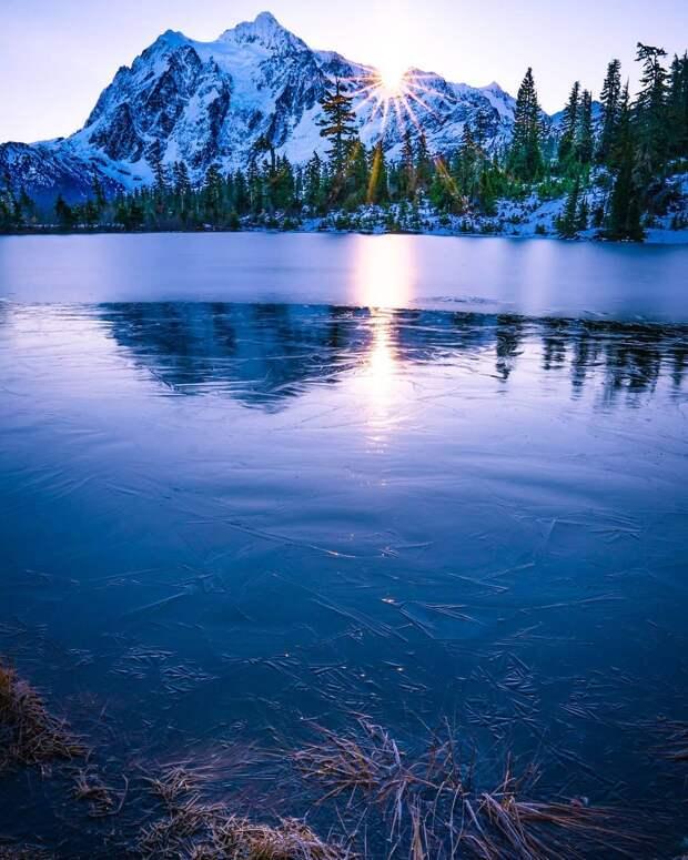 Красивые пейзажи Скотта Миннера из разных уголков планеты