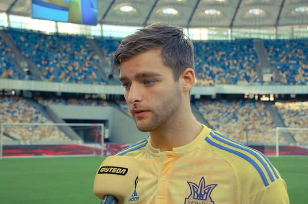 Одним «патриотом» на Украине стало меньше - в московский клуб приехал Баланюк