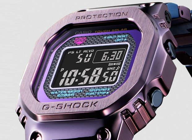 Сумеречный G-Shock