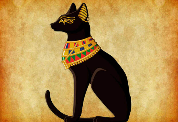 Почему в Египте поклонялись КОШКАМ?