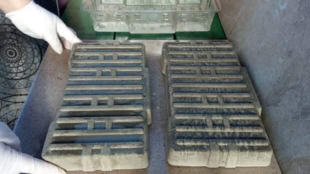 Хитрые дачники: использование ненужных коробок и упаковки для садовой дорожки
