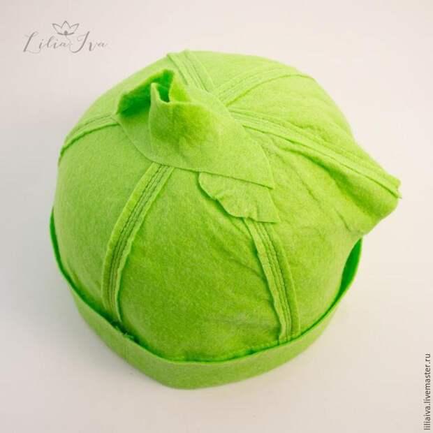 шапочка капуста