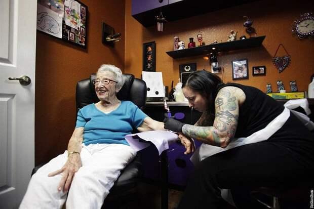 grandmas03 Бабушки с порохом в пороховницах