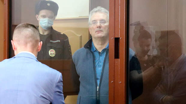Суд арестовал имущество экс-губернатора Белозерцева и бизнесмена Шпигеля
