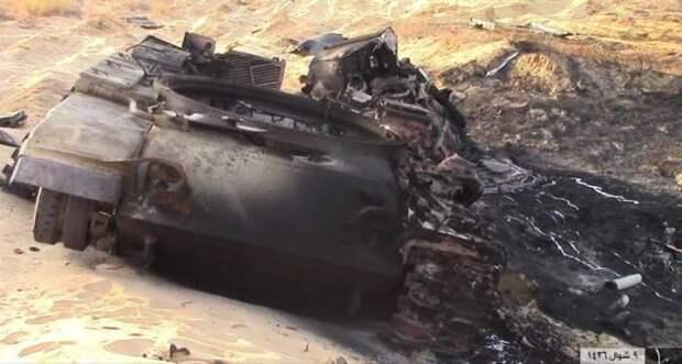 В Сирии российские танки Т-90 уничтожили более 20 турецких М60