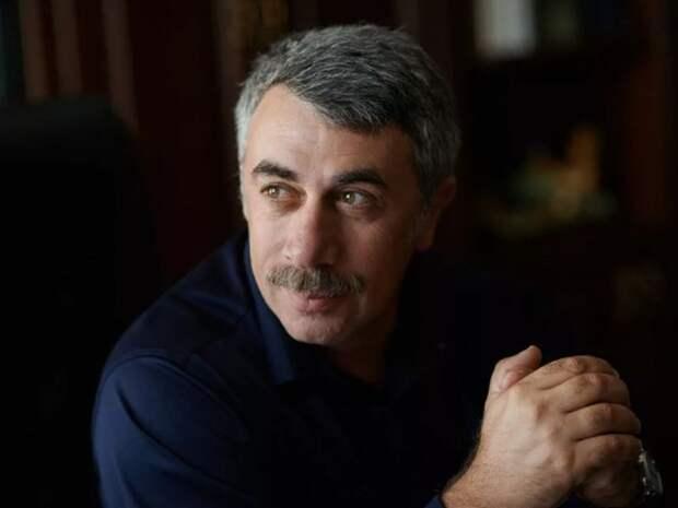 Доктор Комаровский рассказал, как не допустить развития пневмонии