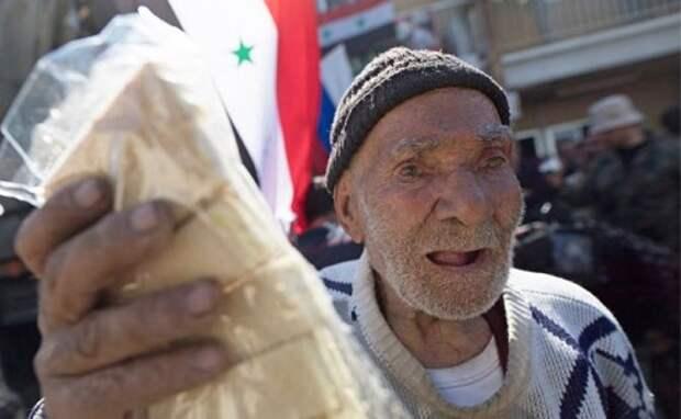 Даже Асад увеличивает пенсии, не повышая пенсионный возраст