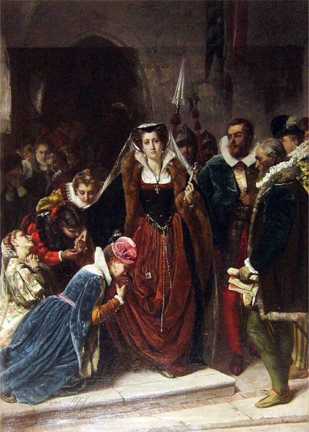 Царевичи и царевны, которые побывали в тюрьмах