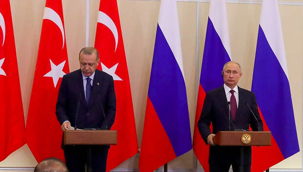Стамбул объединил Путина, Эрдогана, Макрона и Меркель