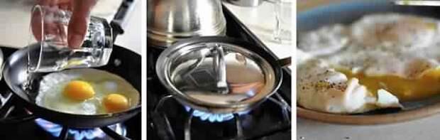 Солите не омлет, а масло, на котором его жарите. Этот и другие советы от шеф-повара