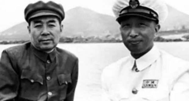 Капитан Дэн Чжаосян