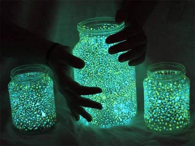 простой светильник своими руками
