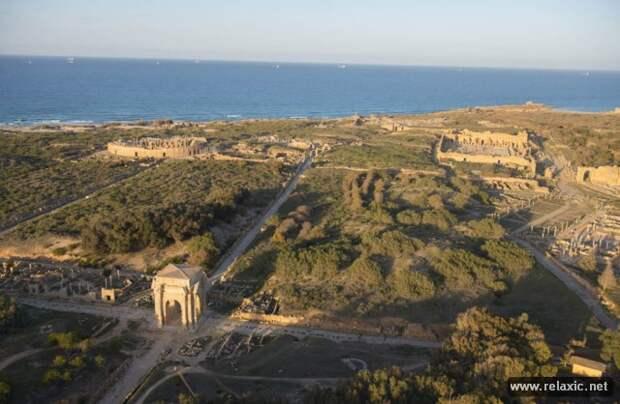 Ливия: побережье Средиземного моря