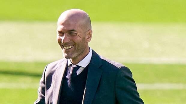 Зидан: «Реал» много страдал в этом сезоне и теперь пришло время наслаждаться»