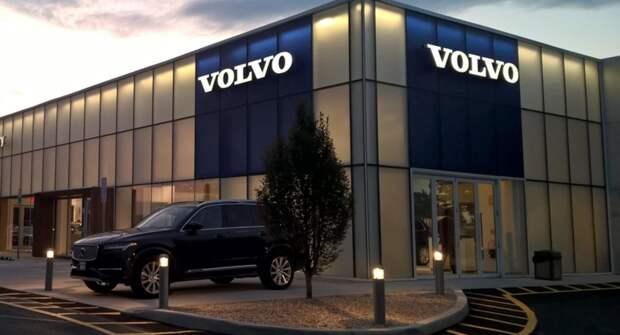 Volvo разработает свое собственное ПО