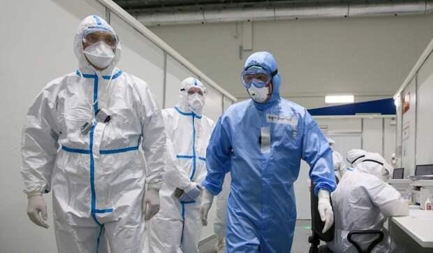 Названа дата пика пандемии коронавируса в России