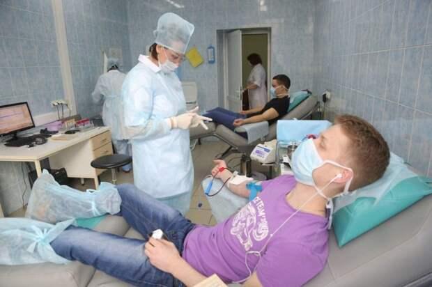 Собянин: Москва прошла тяжёлую фазу пандемии с наименьшими потерями Фото Артур Новосильцев