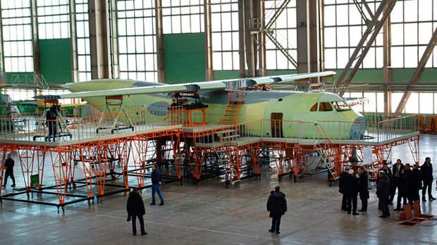 Логистический ребус: почему самолет Ил-112 нужен российской армии