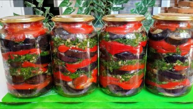 ТОП-20 лучших салатов на зиму