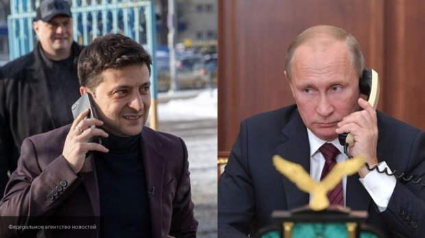 Точная дата следующих телефонных переговоров Зеленского и Путина пока неизвестна