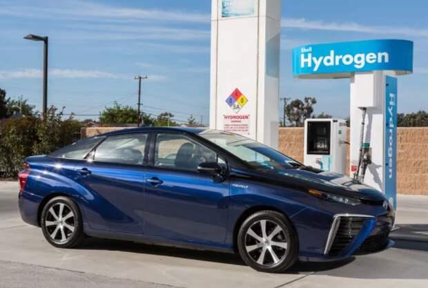 Будущее у двигателей на водороде наступит не завтра