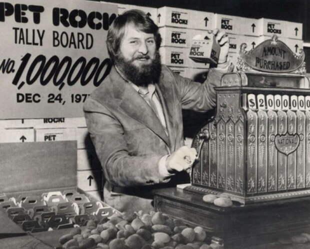 Грандиозная афера XX века: Американец стал миллионером, продавая камни как домашних питомцев