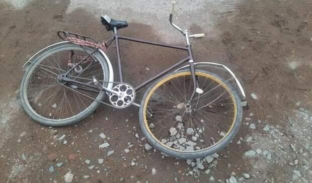 В Бузулуке 25-летний водитель Mitsubishi Lancer сбил велосипедиста