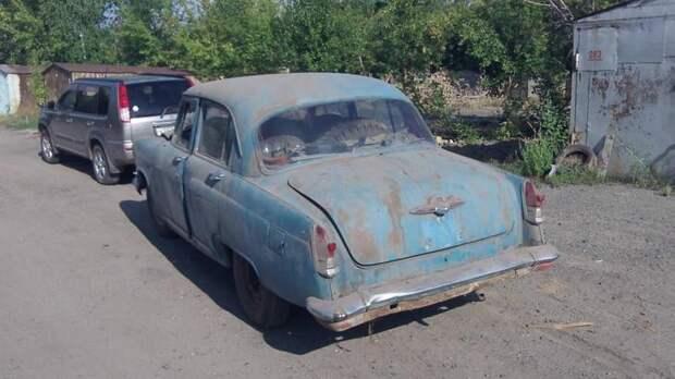 5 причин почему ГАЗ-21 – самый популярный советский олдтаймер