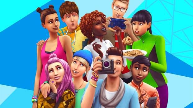 Игра The Sims 4 послужила «сценой» для спектаклей Мастерской Брусникина